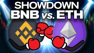 ETHEREUM Can BINANCE Do It!? Will BNB Overtake ETHEREUM!?