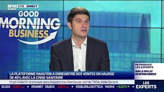 AMAZON.COM INC. Fabien Versavau (Rakuten): Rakuten mise sur son programme de fidélité face à Amazon et Cdiscount
