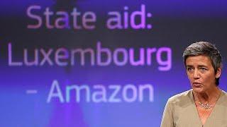 AMAZON.COM INC. Steuerdeals: Amazon muss 250 Mio. Euro in Luxemburg nachzahlen