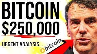 Bitcoin BILLIONAIRE: $250K BITCOIN CONVERSATIVE?! 😳 JPMorgan CRIMINAL CHARGES - Recession Fear All Time High
