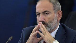 Le Premier ministre arménien infecté par le covid-19