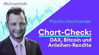 BITCOIN Charttechnik: Bitcoin & DAX - die Rekordjagd geht weiter, wenn...   Börse Stuttgart