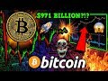 BITCOIN: $971 BILLION Inflow to Send BTC to $350k!!? Physical Demand UP 44% [PROOF]