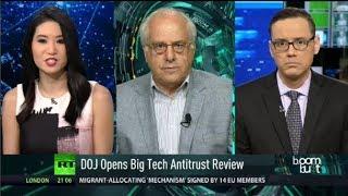 DEUTSCHE BANK AG NA O.N. Big Tech Crackdown & Deutsche Bank's Downfall
