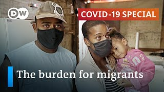 How migrant workers cope with coronavirus risks and restrictions | COVID-19 Special