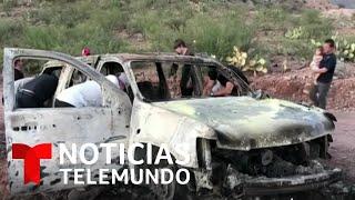 Familia LeBarón: preocupada por posibles repercusiones | Noticias Telemundo
