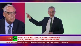 Jonathan Fryer: It will be Boris Johnson vs Michael Gove in the last two