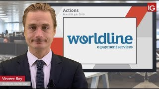 WORLDLINE Bourse   WORLDLINE, soutien d'un intermédiaire  IG 04 06 2019