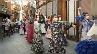 """A Siviglia niente flamenco. Cancellata anche quest'anno la """"Festa di Aprile"""""""