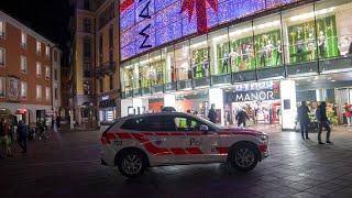 Terrorermittlungen nach Messerattacke auf 2 Frauen in Lugano