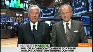 OMNICOM GROUP INC. Don Drapers of Advertising Are Here to Stay: Omnicom CEO John Wren
