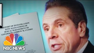 NY AG Report Alleges 11 Women Sexually Harassed By Cuomo