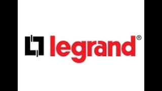 LEGRAND LEGRAND : sortie haussière de rectangle