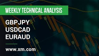 EUR/AUD Weekly Technical Analysis: 19/08/2019 - GBPJPY, USDCAD, EURAUD