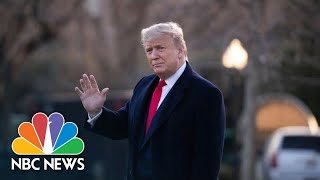 Trump Holds Press Conference On Coronavirus | NBC News (Live Stream)