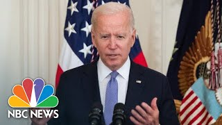 Live: Biden Delivers Remarks On Anniversary Of Americans With Disabilities Act | NBC News