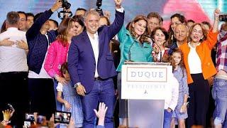 Victoire d'Ivan Duque, la droite dure de retour en Colombie ?