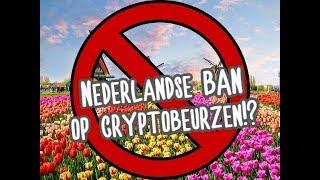 (278) Nederlandse BAN op cryptobeurzen!?