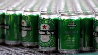 HEINEKEN Heineken Brand Developing Beer Made With Marijuana