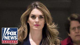 DONALDSON CO. Congressional subpoenas issued for Hope Hicks, Annie Donaldson