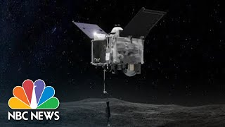 OSIRIS CORP Watch Live: NASA's OSIRIS-REx spacecraft arrival at asteroid Bennu