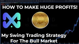 Huge Profits With Market Cipher | Swing Trading Strategy