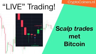 BITCOIN Trades met Bitcoin: twee voorbeelden