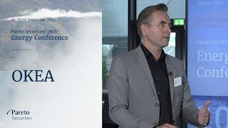 OKEA: Pareto Securities' 28th Annual Energy Conference