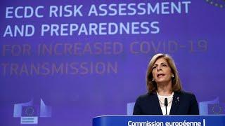 PFIZER INC. EU bestellt COVID-19 Impfstoff von Pfizer und BioNTech