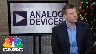 ANALOG DEVICES INC. Analog Devices CFO: Powering Higher? | Mad Money | CNBC