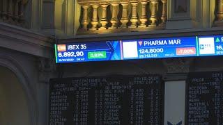 IBEX35 INDEX El Ibex 35 inicia la semana en positivo y lucha por alcanzar los 6.900 puntos