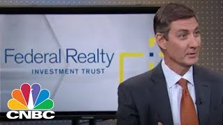 FEDERAL REALTY INVESTMENT TRUST Federal Realty Investment Trust CEO: Diversification is Critical | Mad Money | CNBC