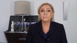 """Le Pen llama a """"destruir desde dentro a la UE"""""""