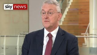 Benn: 'It would be scandalous to prorogue parliament'