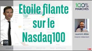 NASDAQ100 INDEX Etoile filante sur le Nasdaq100 - 100% Marchés - matin - 02/09/2021