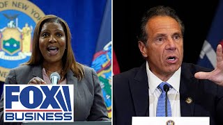 What's with these people? NY AG not pressing charges on Cuomo
