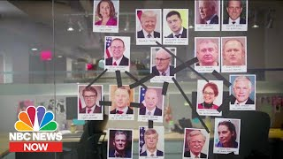 Who's Who In The Ukraine Scandal | NBC News Now