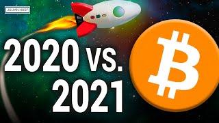 BITCOIN Wann erreicht Bitcoin All Time High? (2020 vs. 2021)
