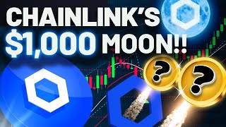 DESTINY Chainlink Is Due to MOON!! $1000 LINK IS DESTINY!!