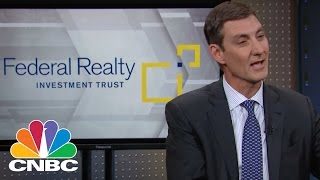 FEDERAL REALTY INVESTMENT TRUST Federal Realty Investment Trust CEO: Getting Ahead | Mad Money | CNBC