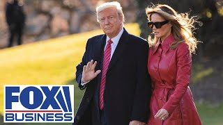 Trump, First Lady Melania Trump host 'Salute to America' event