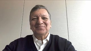 """LIVE CATTLE José Manuel Barroso: """"Estoy encantado de que haya ganado Biden"""""""