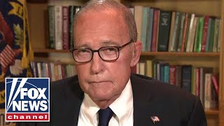 Larry Kudlow talks economic, political fallout from trade tensions