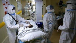 Neuer Höchststand an Covid-19-Toten in Russland und Großbritannien