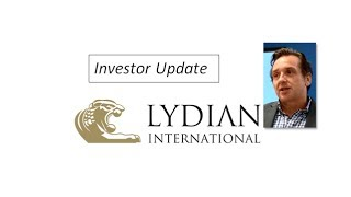 LYDIAN INTL LTD. LYDIF Lydian gets government green light on heap leach location