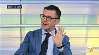 FACEBOOK INC. Pitoni: 'Salvini ha perso 13 mila like su Facebook, Conte ne ha guadagnati 19 mila'