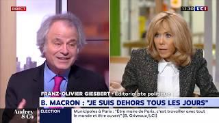 TF1 Brigitte Macron : Ses confidences à TF1 et LCI