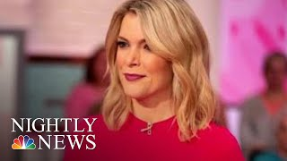 Megyn Kelly Apologizes For Questioning Why Wearing Blackface Is Considered Racist | NBC Nightly News