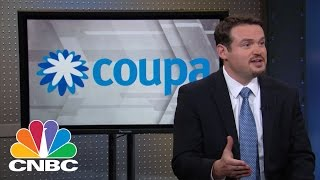 COUPA SOFTWARE INC. Coupa Software CEO: Optimizing Spend | Mad Money | CNBC