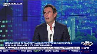ILIAD Thomas Reynaud (Iliad) : Iliad confirme sa bonne dynamique et ses bénéfices au premier semestre